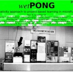 What is wetPONG?