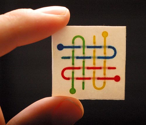 Simplicity: Paper based microfluidics, diagnostics for all
